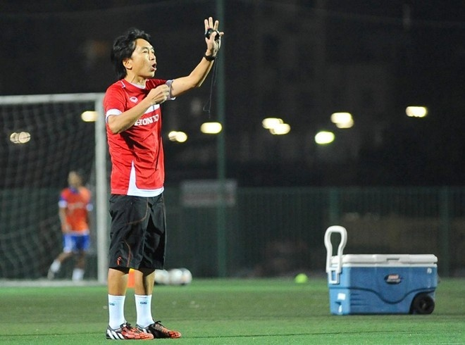 U23 VN - U23 Myanmar: Man tong duyet quan trong hinh anh