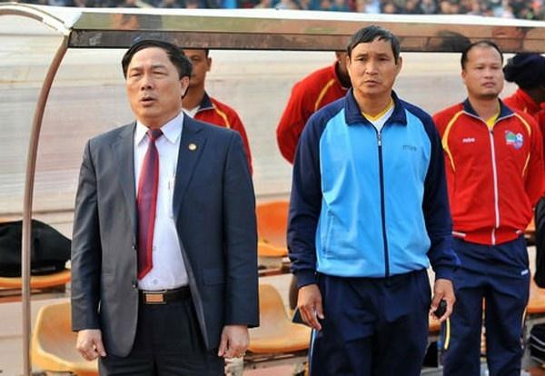 Bau De tro lai cuu CLB Thanh Hoa truoc tran gap HAGL hinh anh 1