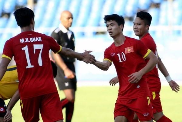 Hong Quan - Cong Phuong: Mot nua suc manh cua U23 Viet Nam hinh anh