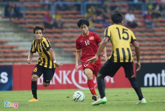 U23 VN - Malaysia: Ong Miura sam vai khac tinh hinh anh 1 U23 Việt Nam từng vượt qua U23 Malaysia ở Vòng loại U23 châu Á. Ảnh: Anh Tuấn