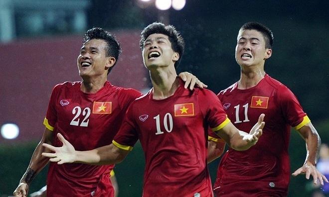 U23 Viet Nam - U23 Dong Timor: Mo canh cua vao ban ket hinh anh