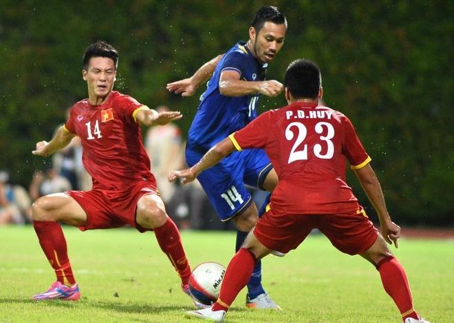 'Co 10 Cong Phuong, U23 Viet Nam van thua U23 Thai Lan' hinh anh