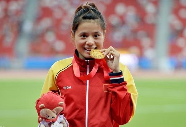 Tu loi khen cua Bac Ho den dat chuan Olympic hinh anh