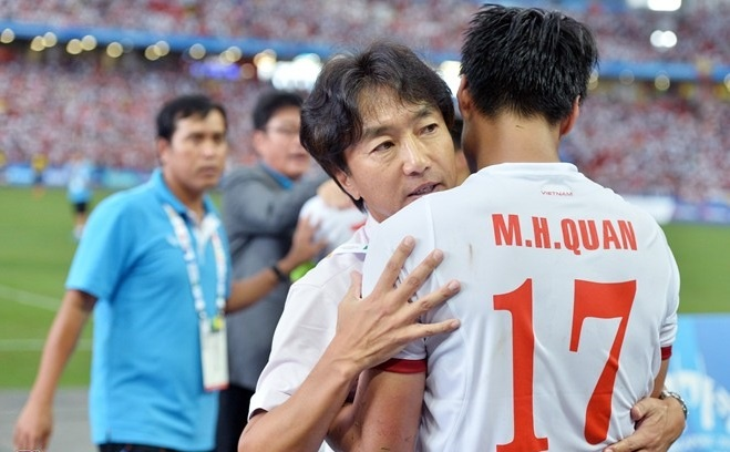 Gat noi buon, U23 Viet Nam quyet thang U23 Indonesia hinh anh