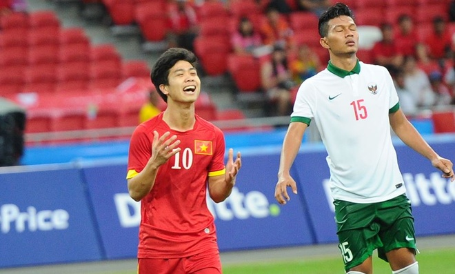 'U23 Viet Nam khien nguoi ham mo tiec dut ruot' hinh anh