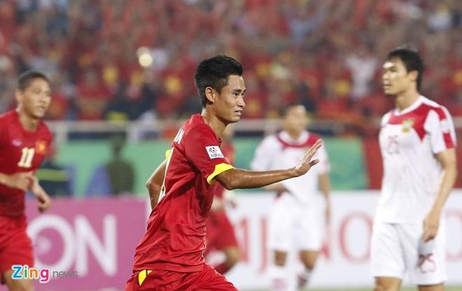 Cong Phuong duoc bo sung vao Doi tuyen Viet Nam hinh anh 1