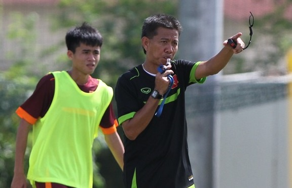 'U19 VN quan tam den ket qua chu khong phai da dep' hinh anh