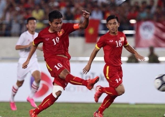 U19 Viet Nam: Khi tan cong va phong ngu doi chieu hinh anh