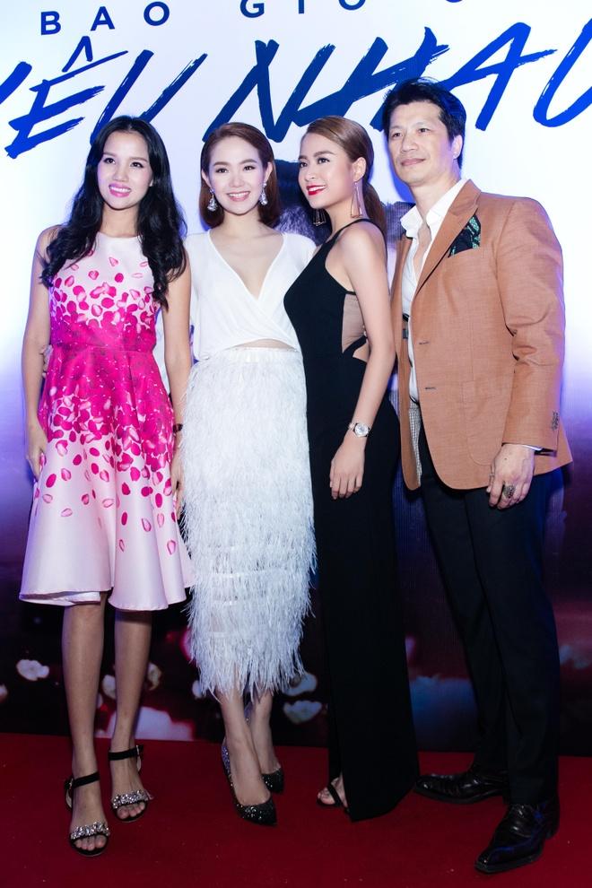 Hoang Thuy Linh het loi khen dien xuat cua Minh Hang hinh anh 7