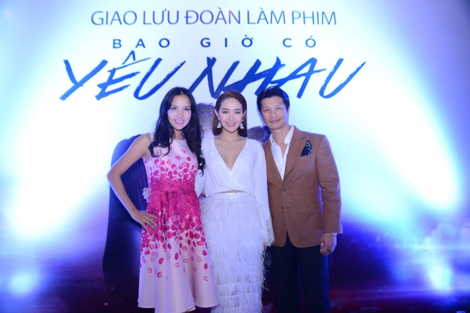Hoang Thuy Linh het loi khen dien xuat cua Minh Hang hinh anh 6