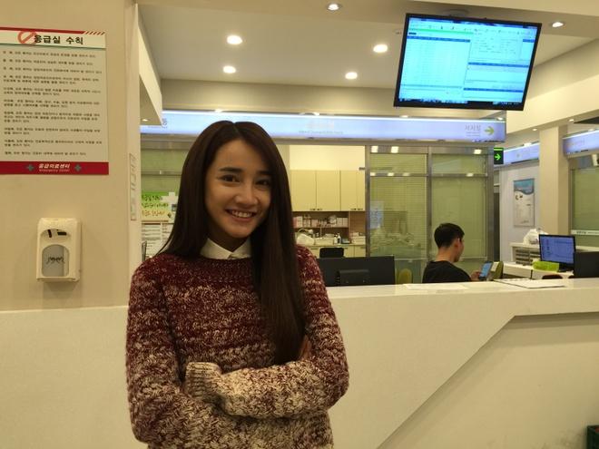 Nha Phuong, Kang Tae Oh hao hung quay 'Tuoi thanh xuan 2' hinh anh 2