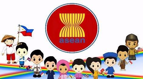 Thieu nhi 7 nuoc cung thuc hien MV ve mai nha chung ASEAN hinh anh