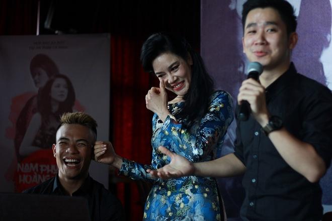 Thu Phuong: 'Toi khong can dua hoi ai, ke ca Son Tung' hinh anh 2
