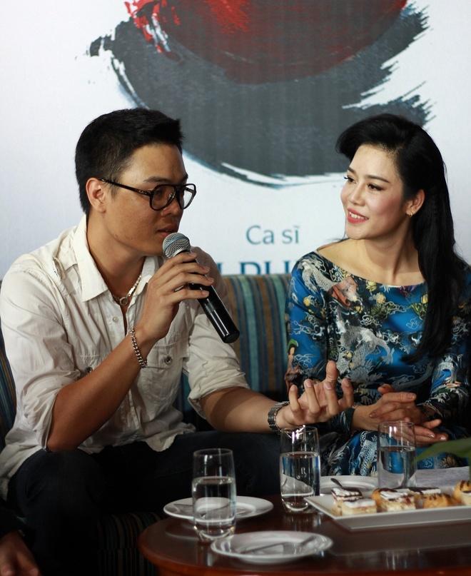 Thu Phuong khoi dong du an ve Nam Phuong hoang hau hinh anh 1