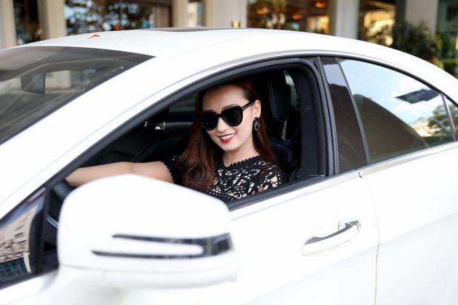 La Thanh Huyen, Hong Dang dong cap trong phim moi hinh anh 1