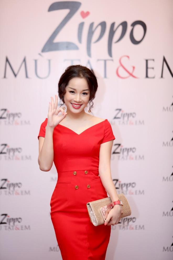 La Thanh Huyen, Hong Dang dong cap trong phim moi hinh anh 4