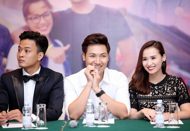 La Thanh Huyen, Hong Dang dong cap trong phim moi hinh anh 7