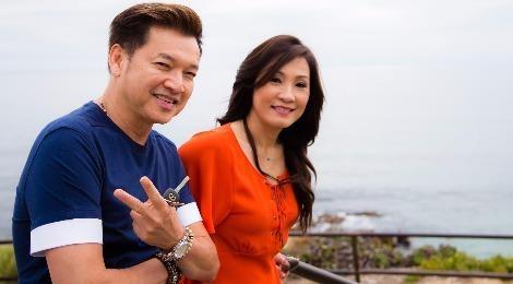 Quang Minh, Hong Dao dong phim chuyen the tu van cua Gao hinh anh