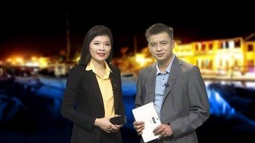 Ly do BTV Quang Minh roi ban tin thoi su VTV 19h hinh anh 2