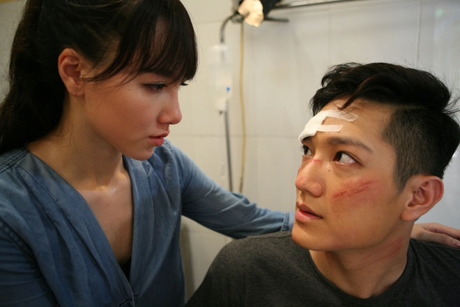 Chi Nhan, Minh Ha tiep tuc dong cap sau scandal tinh ai hinh anh 1