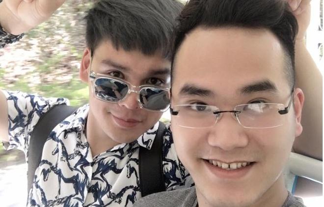Khac Hung: 'Trung Quan ghen khi toi hop tac voi ca si khac' hinh anh