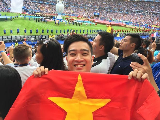 Slim V mang co Viet Nam den Chung ket Euro 2016 hinh anh 3