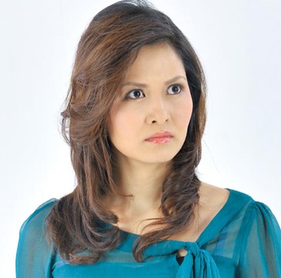 Thuy Ha ke chuyen quay canh nong trong 'Ben khong chong' hinh anh 2