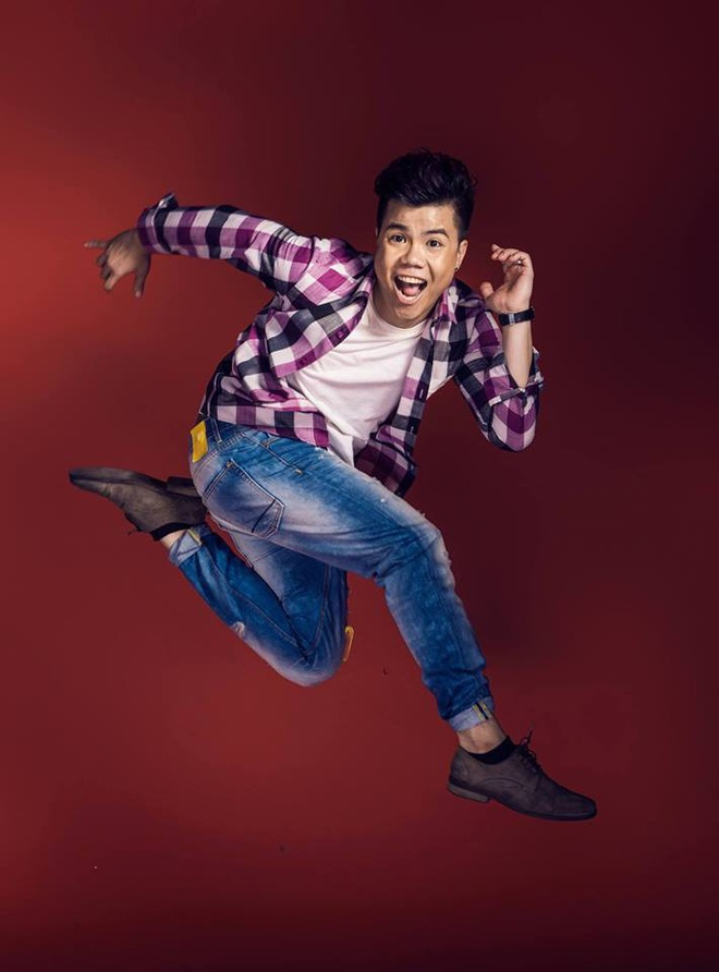 Dinh Manh Ninh: 'Thich mot co gai thong minh, ua nhin va...' hinh anh 3