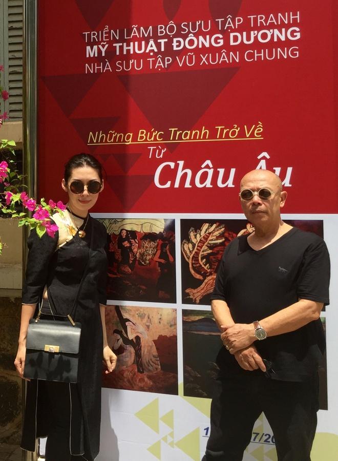 Thanh Chuong van san sang giup nha suu tap doa danh minh hinh anh 2