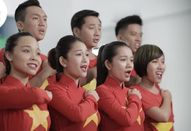 Bi Beo cung bo Xuan Bac thu am MV ve chu quyen bien dao hinh anh 5