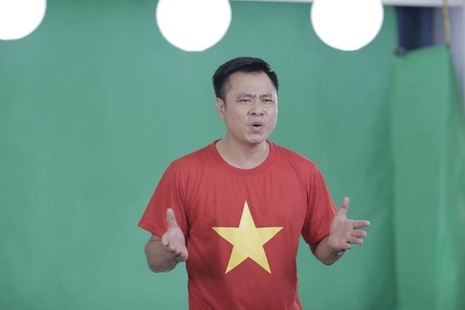 Bi Beo cung bo Xuan Bac thu am MV ve chu quyen bien dao hinh anh 7