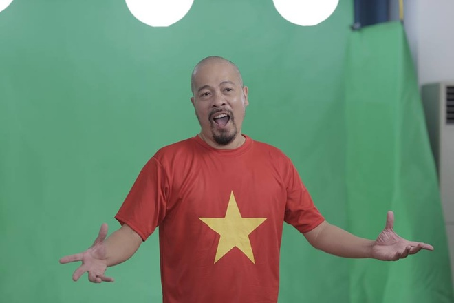 Bi Beo cung bo Xuan Bac thu am MV ve chu quyen bien dao hinh anh 9