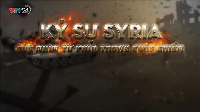 Trailer Ky su Syria hinh anh