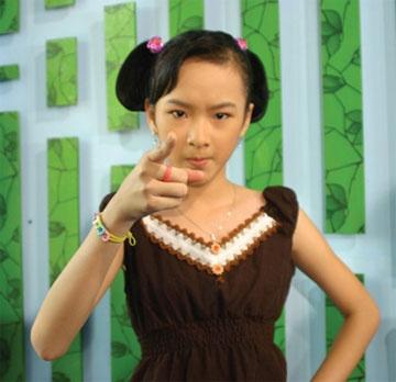 Dan dien vien nhi trong phim Viet ngay ay - bay gio hinh anh 5