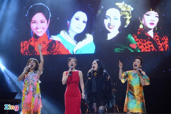 Dem Diva Viet: Dang cap den tu xuc cam hinh anh 1