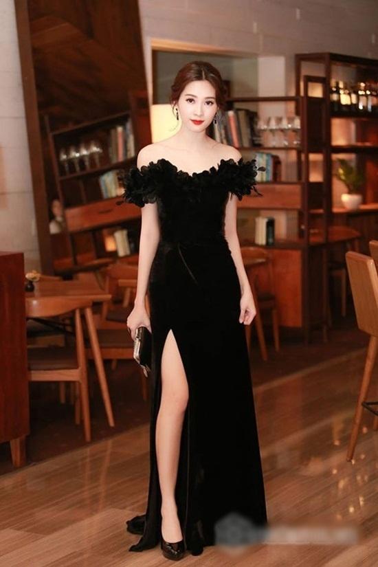 Pham Huong, Thu Thao, Ky Duyen cung mac vay nhai? hinh anh 3