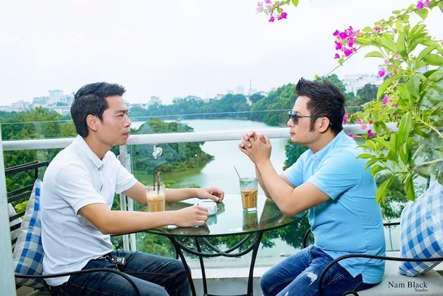 Bang Kieu nhuong 'nguoi tinh am nhac' cho Quang Le hinh anh 2