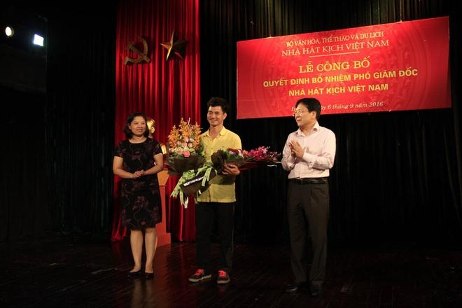Xuan Bac chinh thuc lam pho giam doc phu trach marketing hinh anh 1