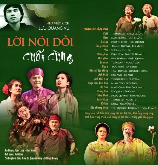 NSUT Chi Trung phuc dung 'Loi noi doi cuoi cung' hinh anh 1
