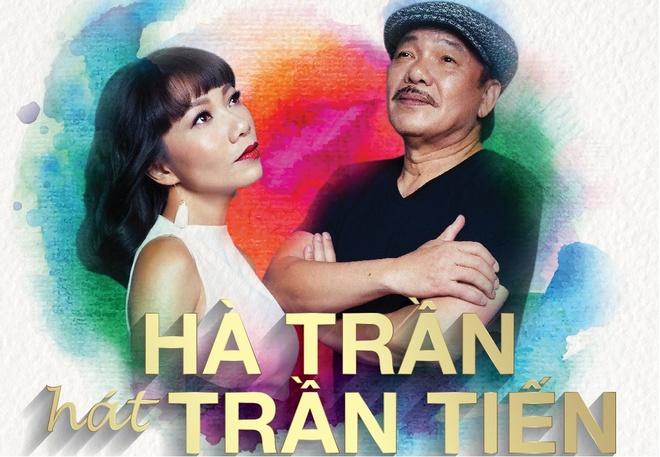 Ha Tran hat nhung sang tac chua cong bo cua Tran Tien hinh anh 1
