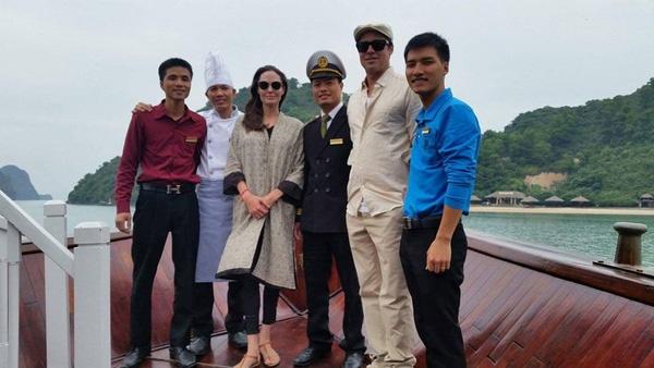 Su gan bo cua Brad Pitt - Angelina Jolie voi Viet Nam hinh anh 3