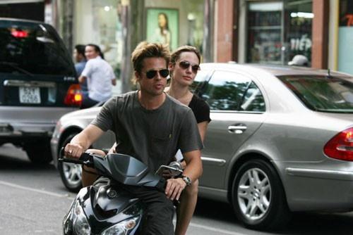 Su gan bo cua Brad Pitt - Angelina Jolie voi Viet Nam hinh anh 1