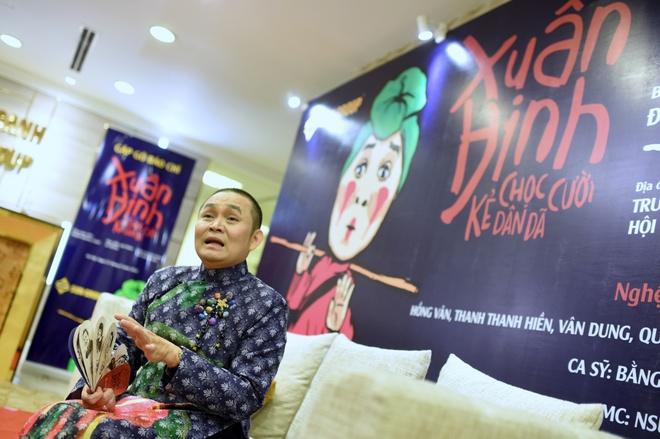 Xuan Hinh: 'Chia het tai san cho con, gio toi tay trang' hinh anh 2