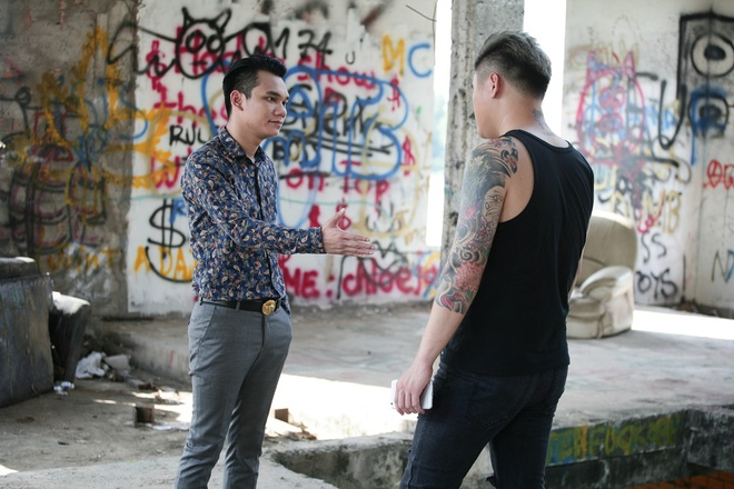 Vu Duy Khanh dong giang ho 'cuop' hon the cua Khac Viet hinh anh 2
