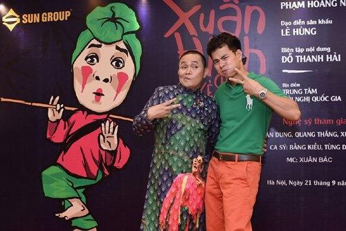 Xuan Bac: Anh Xuan Hinh 'dua toi vao doi' hinh anh 2