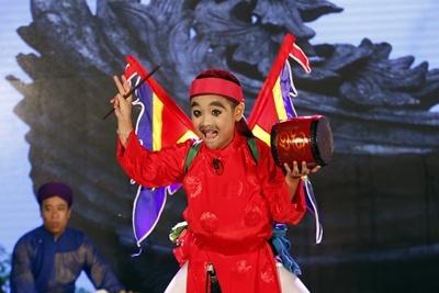 Nhat Minh - cau be con nha noi cua The Voice Kids 2016 hinh anh 3