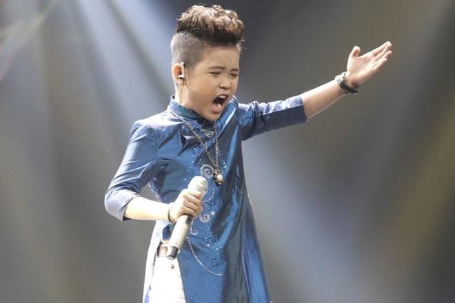 Nhat Minh - cau be con nha noi cua The Voice Kids 2016 hinh anh 1