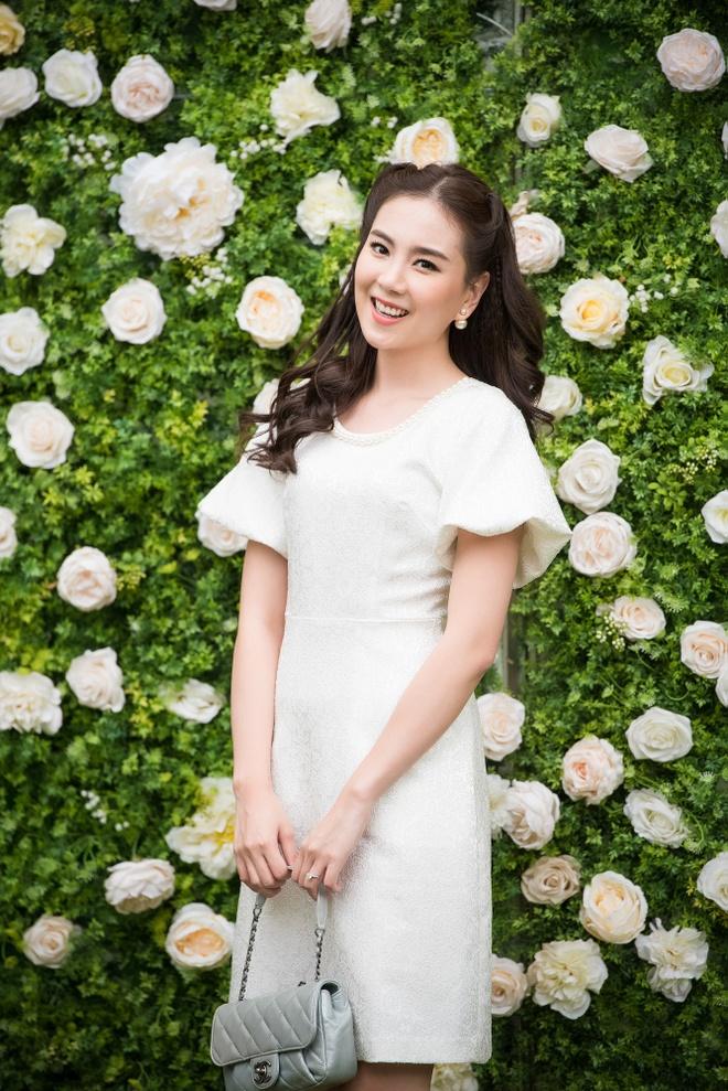 Hoa hau Ngoc Han hoi ngo dan nguoi dep HHVN 2016 hinh anh 5