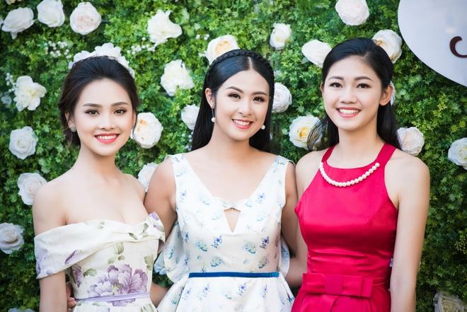 Hoa hau Ngoc Han hoi ngo dan nguoi dep HHVN 2016 hinh anh
