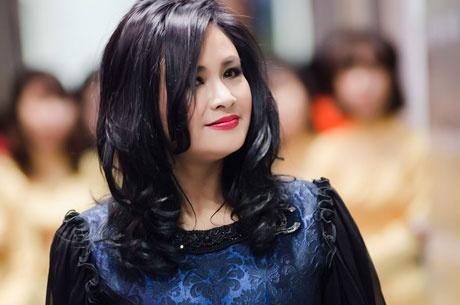 Thanh Lam: 'Nhieu ca si tai nang tam thuong van thanh cong' hinh anh